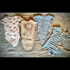 ✨BUNDLE✨ just one you by carters onesies